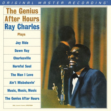 Ray Charles: The Genius After Hours - Mono