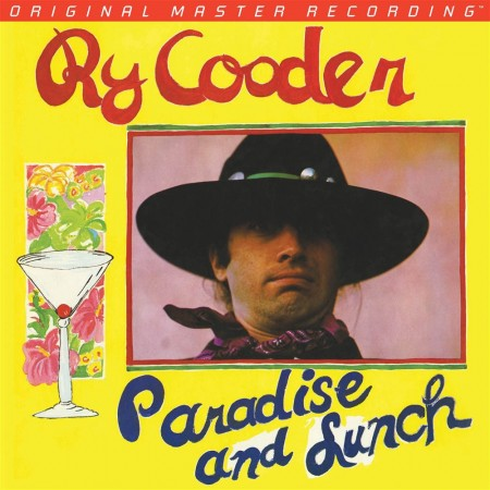 Ry Cooder: Paradise And Lunch