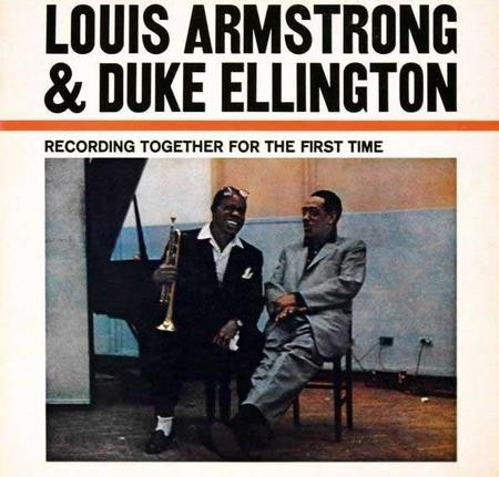 Louis Armstrong & Duke Ellington: Recording Together For The First Time