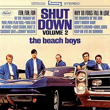 The Beach Boys: Shut Down Vol. 2