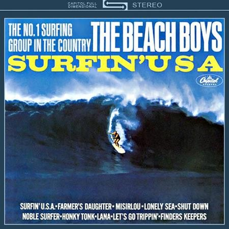The Beach Boys: Surfin` USA