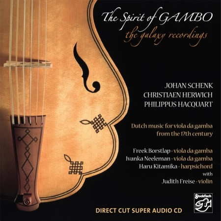 The Spirit of Gambo: The Galaxy Recordings
