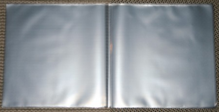 "Doble Yttercover til 12"" doble LP plater - 50 stk"