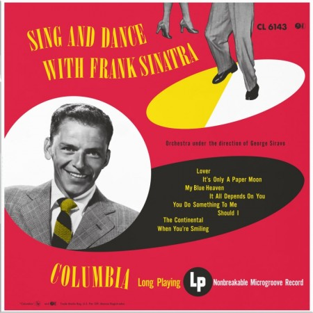 Frank Sinatra: Sing And Dance With Frank - Mono