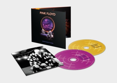 Pink Floyd: Delicate Sound Of Thunder - Restored  Re-Edited  Remixed - 2 CD + Booklet
