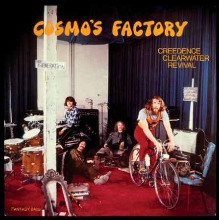 Creedence Clearwater Revival: Cosmo's Factory