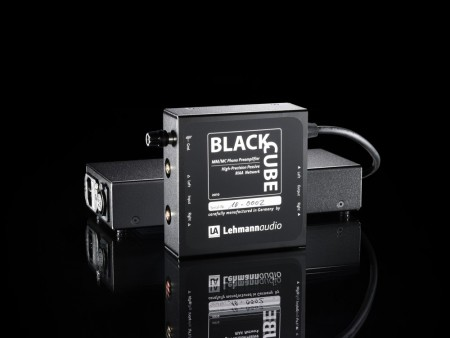 Lehmann Audio: BLACK CUBE SE