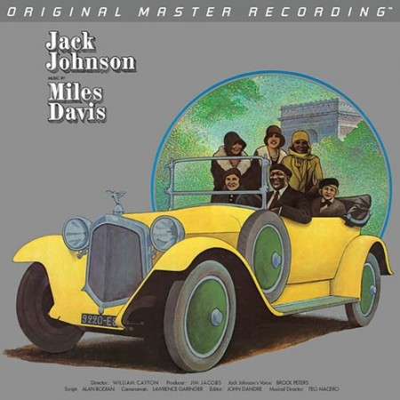 Miles Davis: A Tribute To Jack Johnson