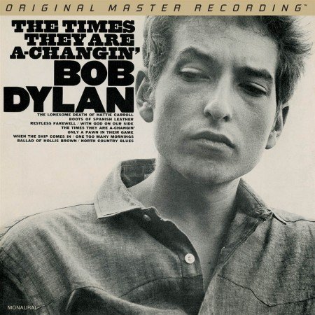 Bob Dylan: The Times They Are A-Changin´