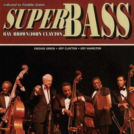 Ray Brown: Super Bass