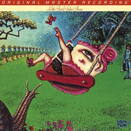 Little Feat: Sailin´ Shoes