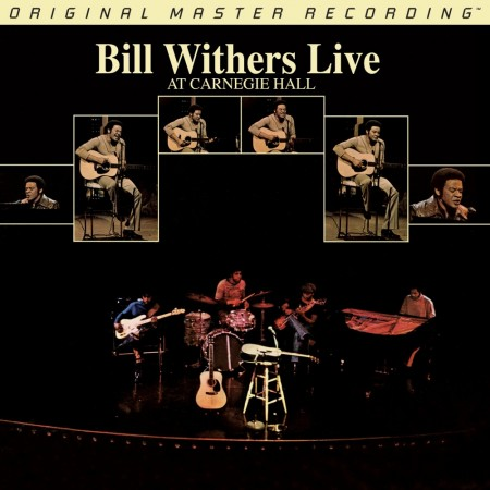Bill Withers: Bill Withers Live At Carnegie Hall
