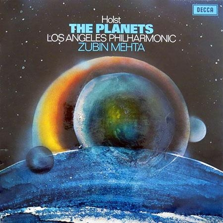 Zubin Mehta & The Los Angelse Philharmonic - Holst: The Planets