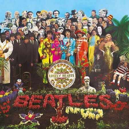 The Beatles: Sgt´s Peppers Lonely Hearts Club Band