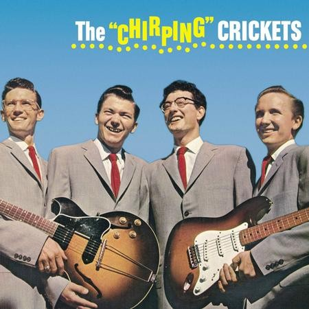 The Crickets / Buddy Holly: The Chirping Crickets