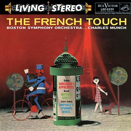 Charles Munch - Boston Symphony Orchestra: The French Touch