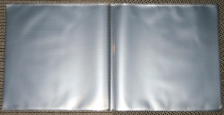 "Doble Yttercover til 12"" doble LP plater - 20 stk"