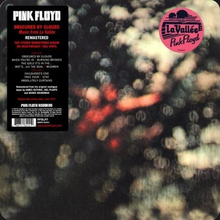 Pink Floyd: Obscured By Clouds - Remastered