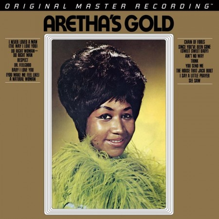 Arethe Franklin: Aretha´s Gold
