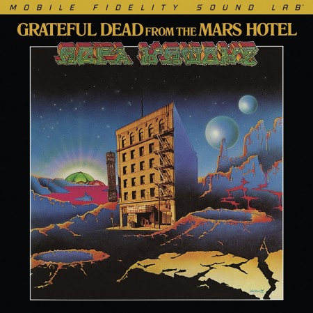 Grateful Dead: From The Mars Hotel