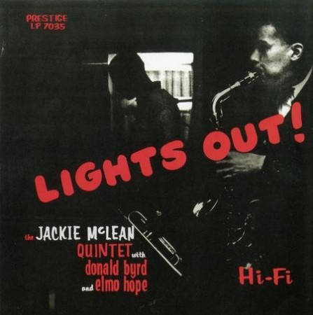 Jackie McLean: Lights Out!