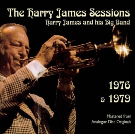 Harry James: The Harry James Sessions 1976 & 1979 (DBL CD)