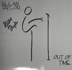 Allan Taylor: Out Of Time - SIGNERT