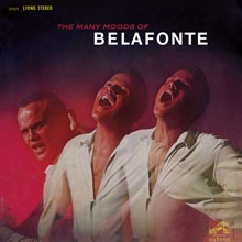 Harry Belafonte: The Many Moods Of Belafonte