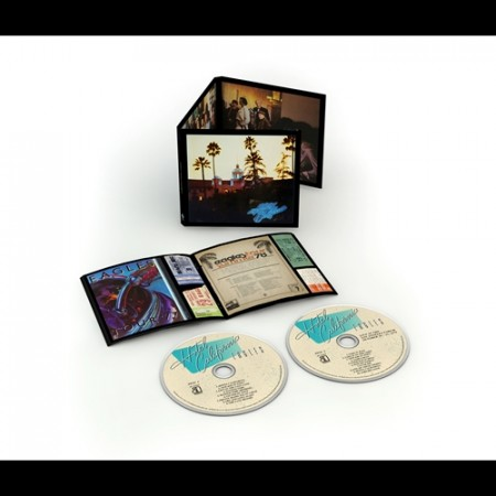 Eagles: Hotel California 40Th Anniversary Expanded Edition 2 CDS
