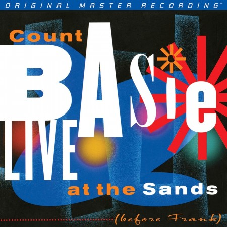 Count Basie: Live At The Sands (Before Frank)