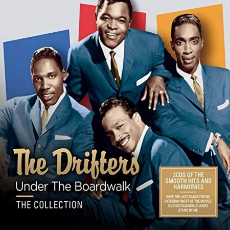 The Drifters: Under The Boardwalk - The Collection