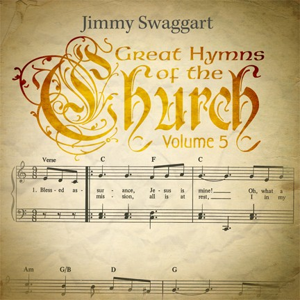 Jimmy Swaggart: Great Hymns Of The Church - Volume 5
