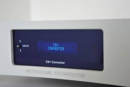 DA Convertere ( DAC ) for CD og SACD