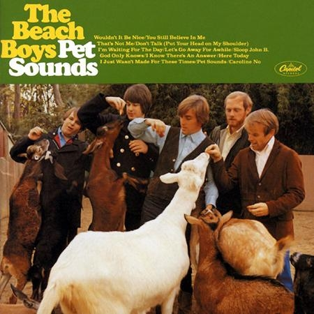 The Beach Boys: Pet Sounds - Mono And Stereo Mixes