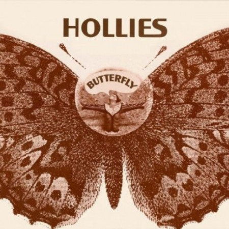 The Hollies: Butterfly